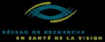 Logo du réseau de recherche en santé de la vision