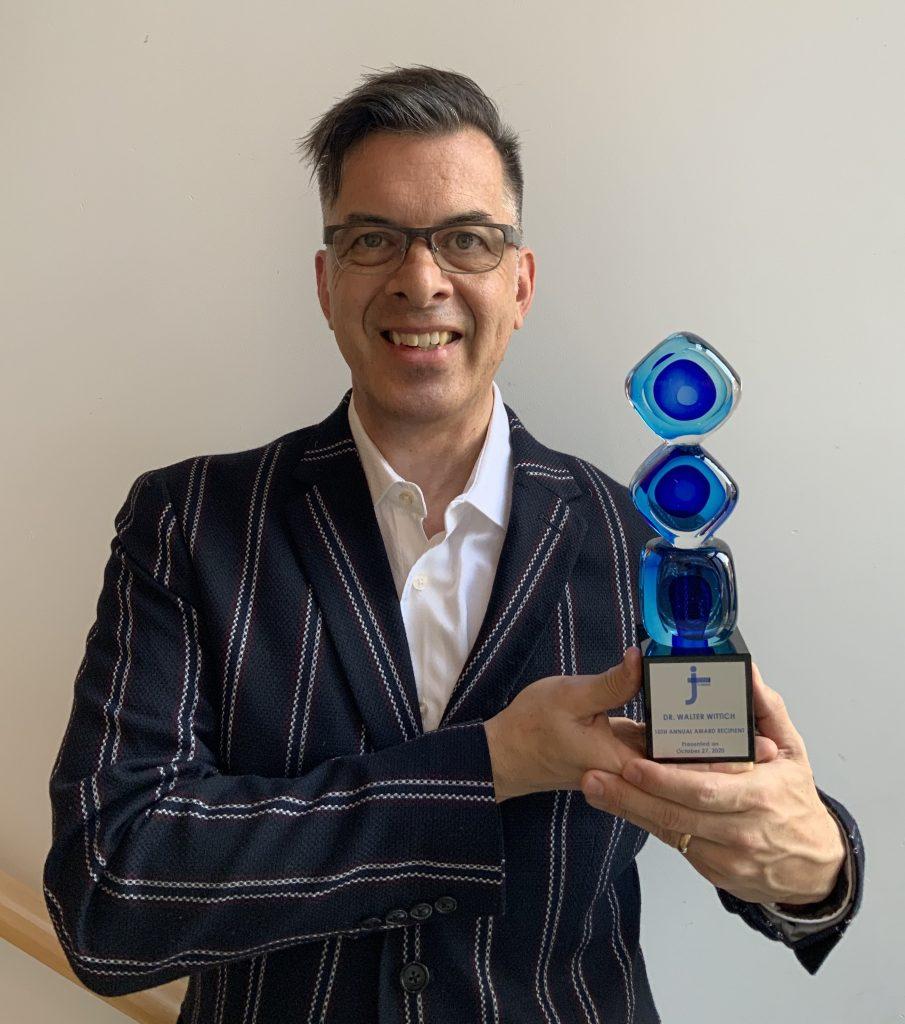 Wittich JT award 2020